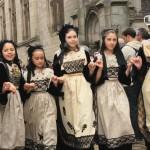 Défilé Fête de la Cornouaille à Kemper