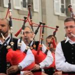 Sonneurs à Landerneau