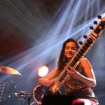 Anoushka SANKAR concert LORIENT 2014