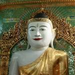 MANDALAY bouddha