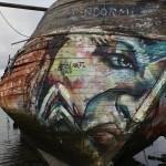 QUELMER bateaux tagues 2