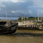 QUELMER cimetiere bateaux1