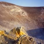 VULCANO cratere et soufre 3