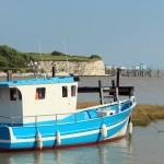 bateau de peche TALMONT