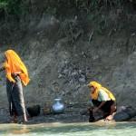 berge du fleuve KALADAN 2