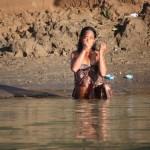 berge du fleuve KALADAN 3