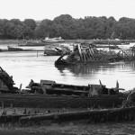 cimetiere de bateaux LANESTER
