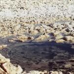 dépot sel SALAR ATACAMA