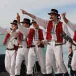 danseurs hongrois BEUZEC