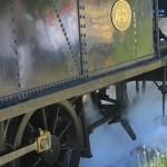 bielles loco vapeur