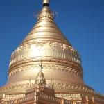 dome pagode BAGAN