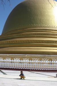 dome pagode MANDALAY