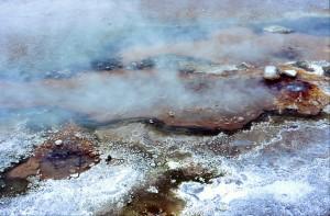 geyser EL TATIO fumerolles CHILI