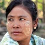 jeune femme chin sans tatouage