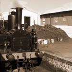 loco vapeur en chauffe