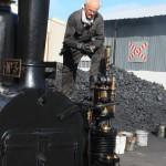 loco vapeur entretien