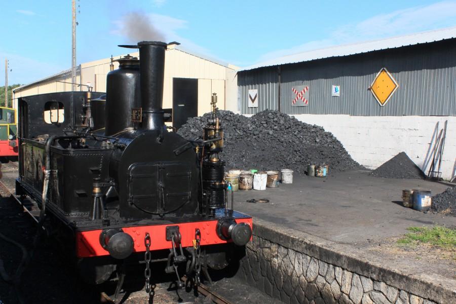 loco vapeur train des mouettes
