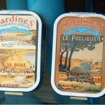 sardines en vitrine