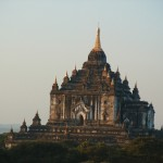 temple Thabyinnyu BAGAN