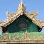 toit pagode MANDALAY