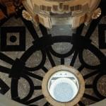 vue dessus salle roi phare CORDOUAN