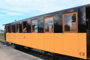 wagon 3 cl restauré