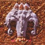 DO SUTHEP elephant blanc CHIANG MAI
