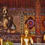 bouddhas MONASTERE DO SUTHEP