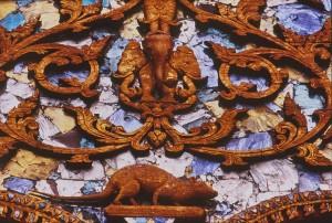 detail porche DO DUTHEP