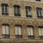 façade immeuble LYON