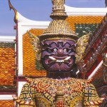 gardien temple BANGKOK
