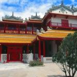 monastère thai nord BANGKOK