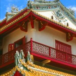 monastere thai nord BANGKOK