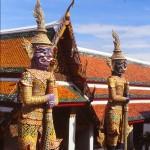 palais royal entree BANGKOK