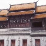 temple Chedi Louang pavillon CHIANG MAI