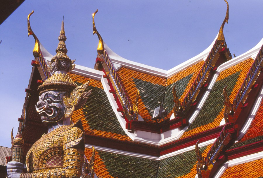temple royal BANGKOK