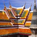 toits palais royal BANGKOK