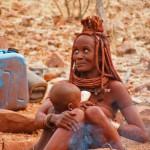 femme IMBA et son bébé