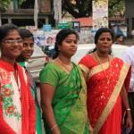 COCHIN femmes dans la rue