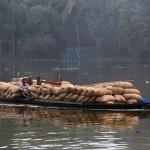 barge de riz KERALA