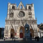 cathedrale ST JEAN LYON