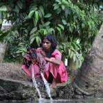 vie autour des backwaters