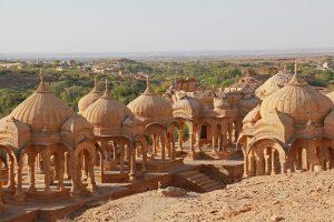 Cenotaphes de Bada Bagh