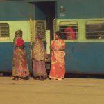 quai gare DELHI