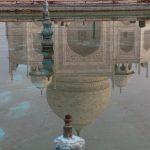 reflets du TAJ MAHAL#2