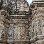 scultures temple RANAKPUR