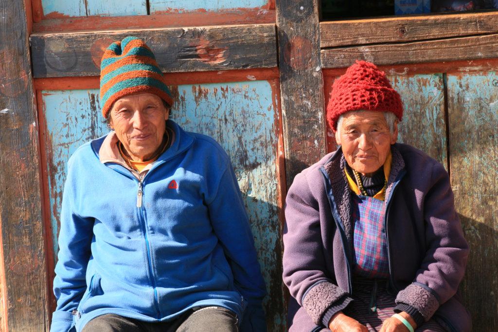 villageois est du BHOUTAN