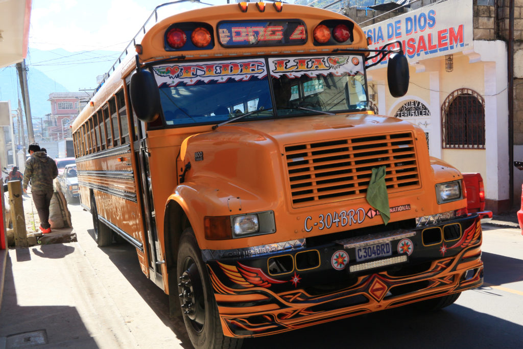 ZUNIL bus
